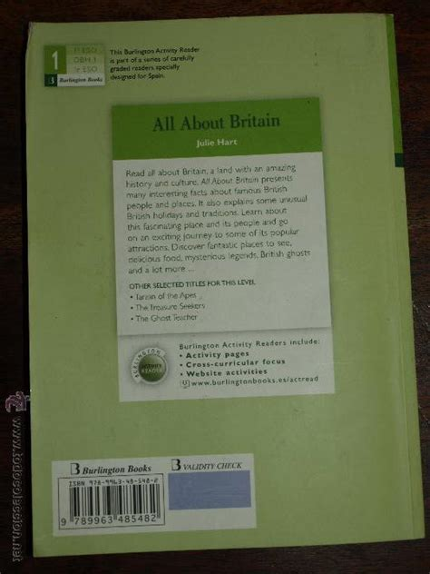 libro britain by the book all about britain julie hart libro en ingles comprar en todocoleccion 51464554