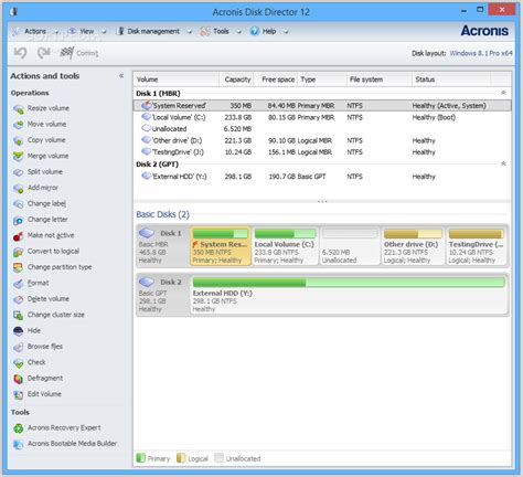 format gpt sang mbr acronis disk director 12 0 build 3297 serial key full mới