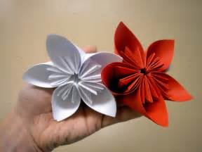 welcome home origami flower class