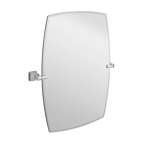 moen bathroom mirrors moen boardwalk mirror chrome the home depot canada