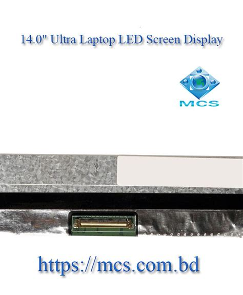 Led 14 0 Slim 40pin laptop led screen display 14 0 ultra slim 40pin price in