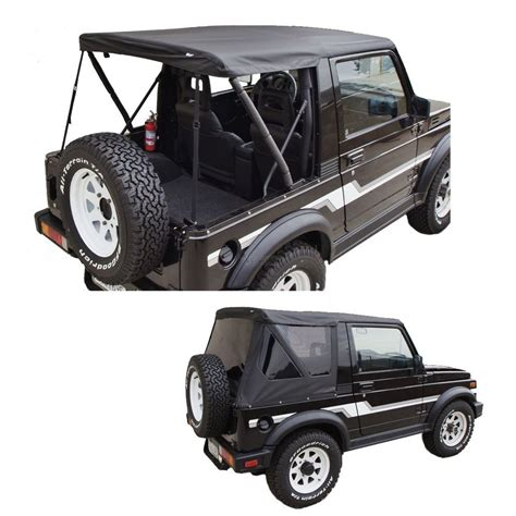 1994 Suzuki Parts 1986 1994 Suzuki Samurai Replacement Soft Top W Removable