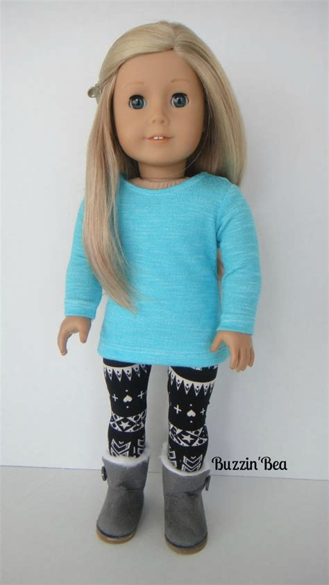 girls clothing etsy aqua tribe american girl doll clothes