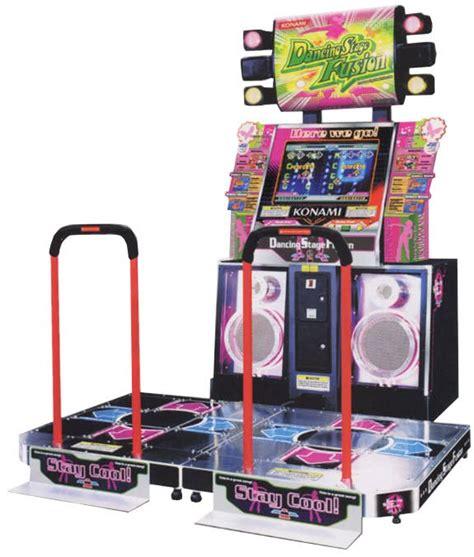 Jn Gamis Kancing stage fusion arcade machine liberty
