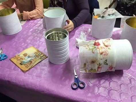 tutorial decoupage sobre latas scrapbooking archivos centro infantil mar de agata