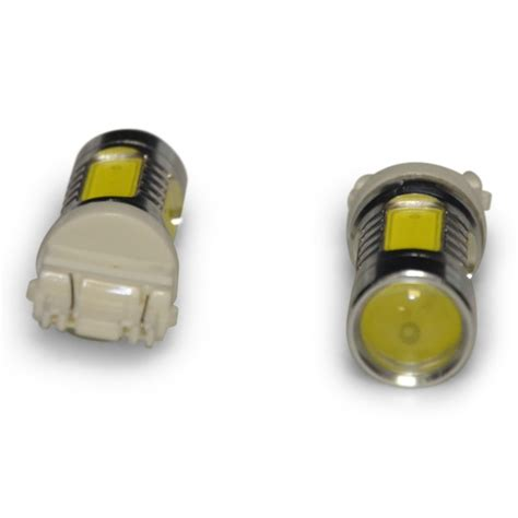 Flashtech 7 5w High Power Led For Light Bulbs 3157 Bulb Size Led Light Bulb Sizes