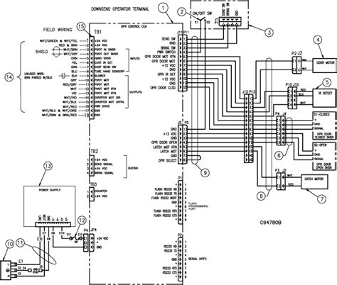 electrical interconnection diagram 28 images i