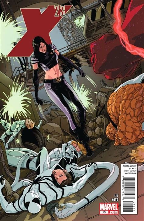 X-23 (2nd series) #15 | uncannyxmen.net X 23 Comic