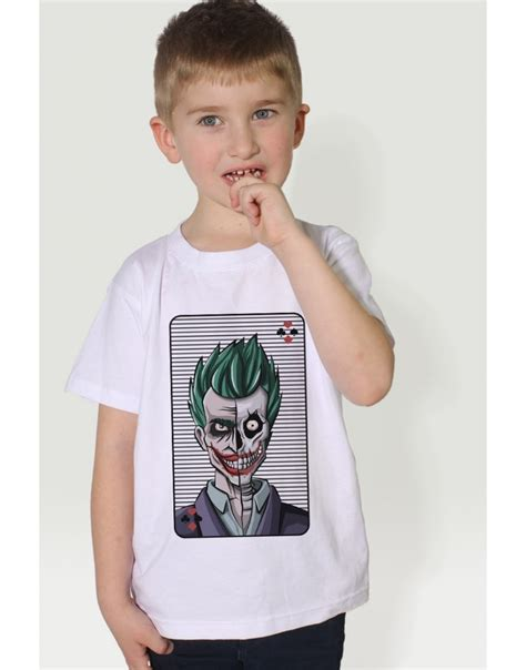 t shirt boy hip hop boy hip hop t shirt joker berysquad white swag