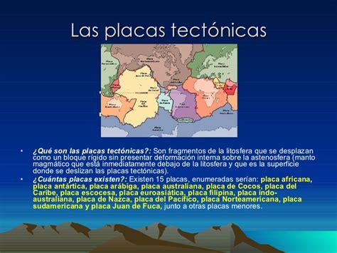 foto de las placas tectonicas tect 243 nica de placas