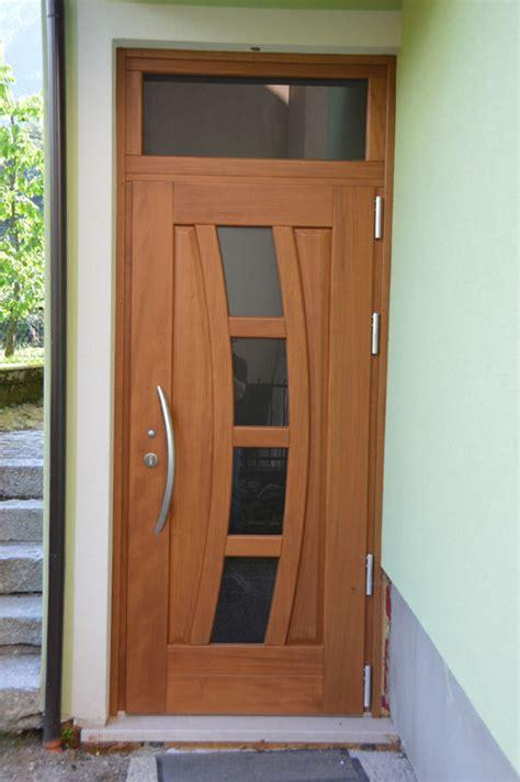 porte d ingresso in legno portoncini e porte d ingresso falegnameria eccher