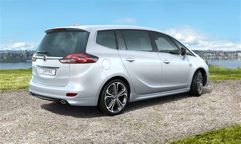 opel zafira 2018 2019 new car release date