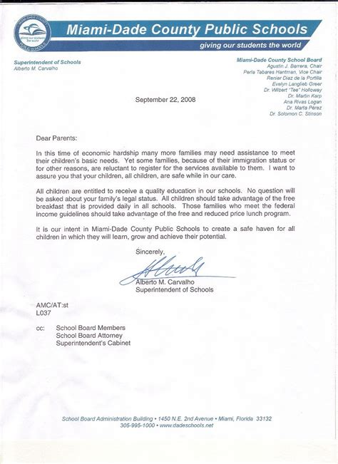 customizing market business letter format