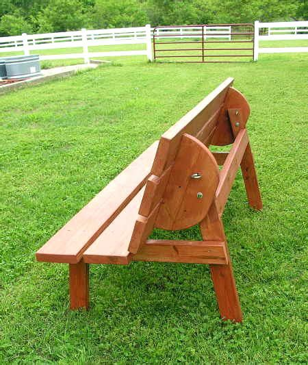 folding bench picnic table plans free picnic table bench plans amarillobrewing co