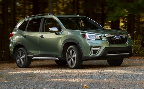 forest green subaru forester wallpapers subaru forester 4k offroad 2019