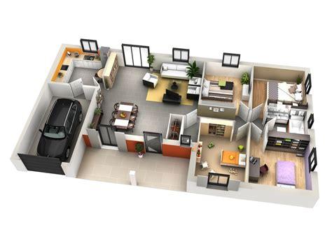 Plan Intérieur Maison 4385 by Plan De Maison Interieur Ventana