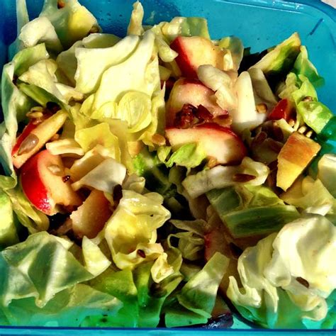 Apple Cabbage Detox Salad by Amazing Cabbage Apple Salad Or The Best Cabbage
