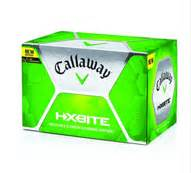 Golf Bola Callaway Warbird bolas de golf con logo