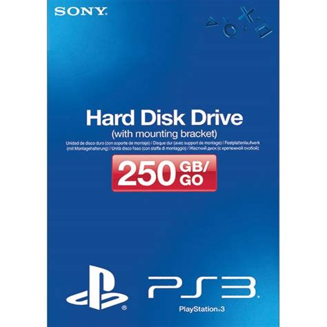 Hardisk Ps3 250 Gb sony playstation 3 disk drive 250gb