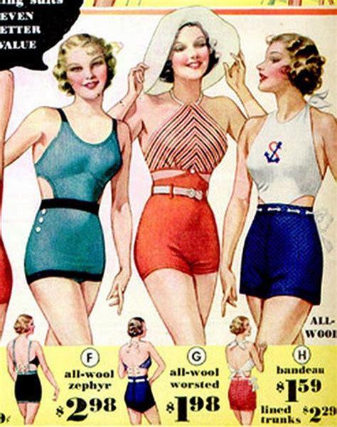 costume da bagno anni 30 oltre 1000 idee su costumi da bagno vintage su