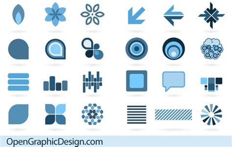 Design Elements Basic | basic design elements free vector logo template