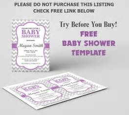 baby shower invitation templates for microsoft word theruntime