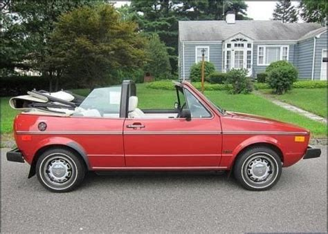 rabbit volkswagen convertible my first car 1981 volkswagen rabbit convertible