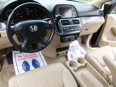 Honda Odyssey 2007 Interior by 2007 Honda Odyssey Pictures Cargurus
