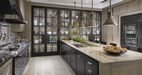 industrial chic downsview kitchens  fine custom