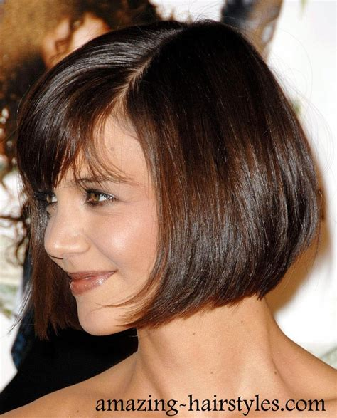 do it yourself wedge haircut katie holmes bob hairstyles hair pinterest bobs the