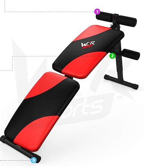 we r sports bench best core and abs home fitness equipment reviewed and compared