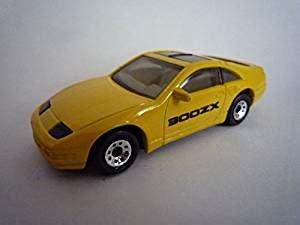 matchbox nissan 300zx amazon com matchbox nissan 300zx yellow mb61 boxed toys
