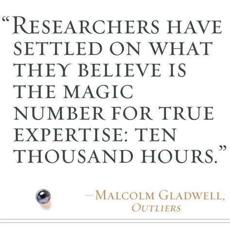 film magic hour number malcolm gladwell quotes quotesgram
