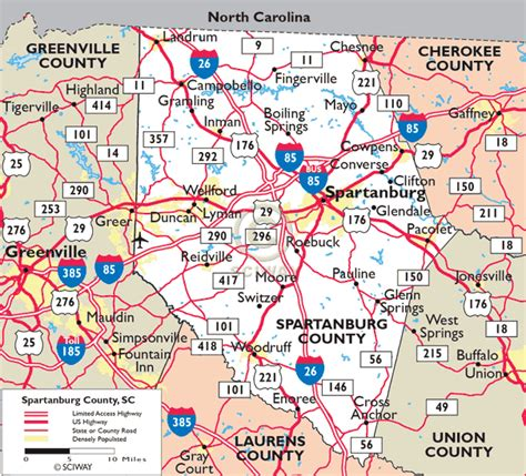 Spartanburg Sc Records South Carolina Spartanburg County 171 Every County