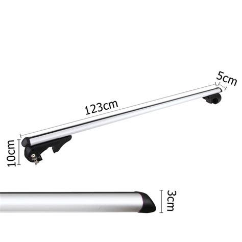 2000 Rav4 Roof Rack by Toyota Rav4 2000 Roof Racks Cross Bars 120cm Lockable
