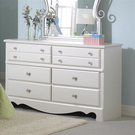 kids bedroom dresser viv rae 6 drawer double dresser reviews wayfair