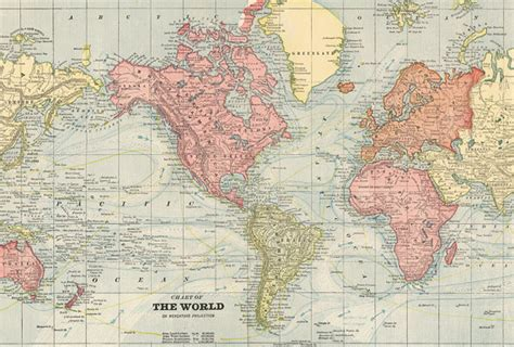 printable world map vintage world map printable digital download vintage world map old