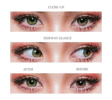 contact lense colors venus eye green circle lenses colored contacts