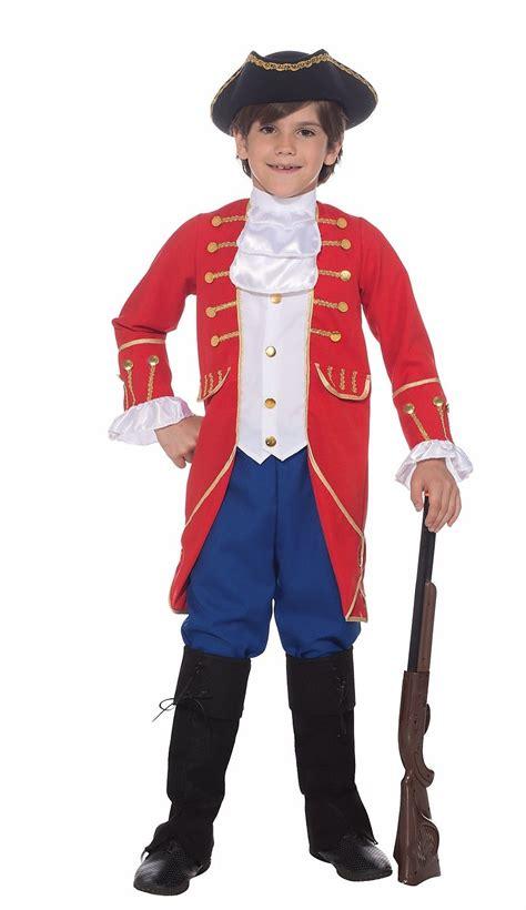 B1416 Gw Shirt Child founding colonial jacket patriot child boys george washington costume ebay