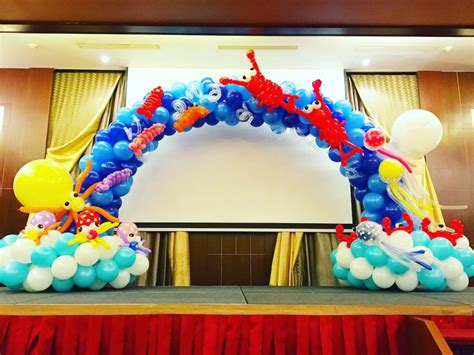Pin sample balloon arch decorations for weddings turquoise and coral on pinterest