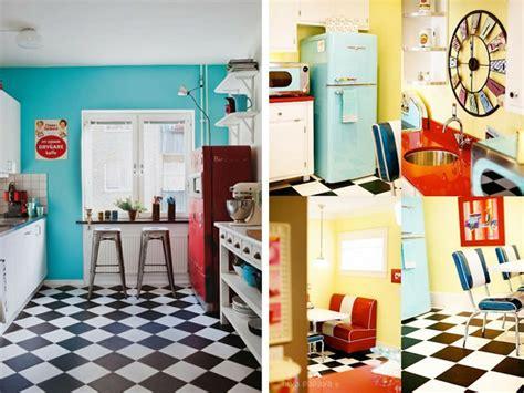 tende anni 50 la cucina in stile anni 50 rubriche infoarredo