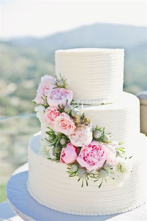 Flower Wedding Cakes by Wedding Cake Tips Of Tiers It Weddings