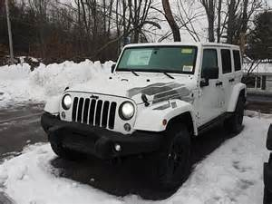 jeep winter edition 2017 2017 jeep wrangler winter edition for sale manchester nh