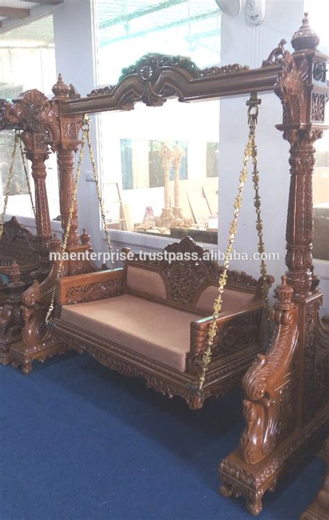 royal indian traditional wooden swing jhoola alibaba