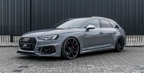 audi rs4 hp abt sportsline tuning kit for audi rs4 avant makes 510 hp