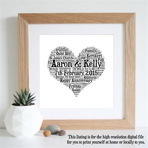 Wedding Anniversary Ideas Him by 1st Wedding Anniversary Gift Ideas For Him Paper C