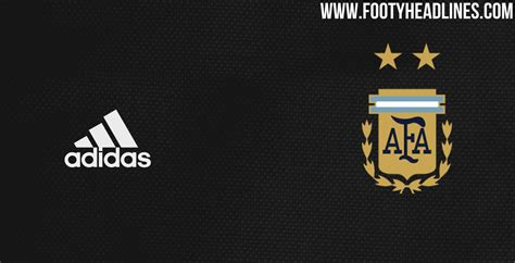 the argentina 2018 away shirt will be black