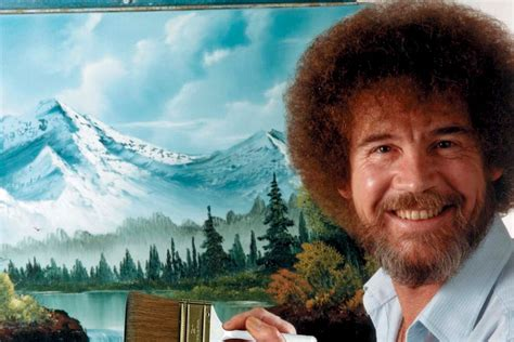 bob ross painting reddit twitch bringing bob ross the of painting back every