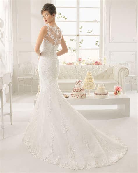 fotos vestidos de novia tipo sirena aloe vestido de novia corte sirena just married
