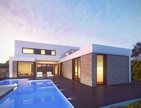 casas casas vivienda modular de lujo pedralbes inhaus 4 225 inhaus